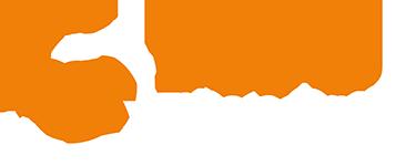 Fitness Center Pro Gesundheit Logo Weiß